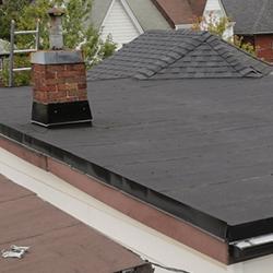 toronto roofers flat roof