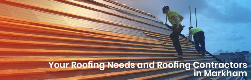 markham roofing