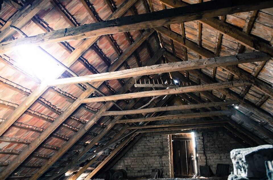 Improve Attic Ventilation and Insulation