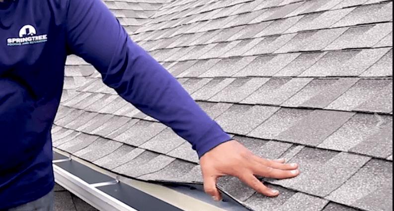 Do perform regular roof inspections.